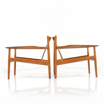 Lounge Chair by Grete Jalk for Glostrup