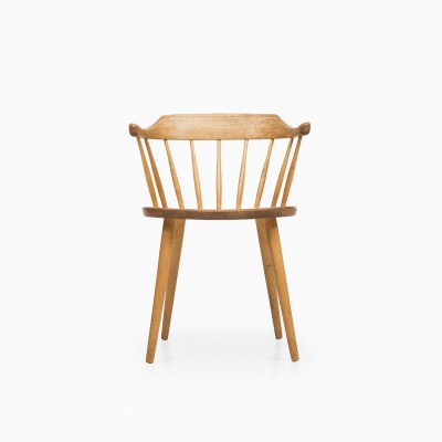 Småland Dinner Chair by Yngve Ekström for Stolab