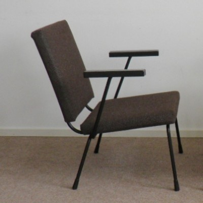 415 / 1407 Lounge Chair by Wim Rietveld for Gispen