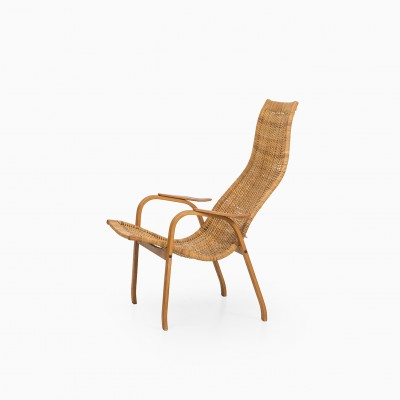 Kurva Lounge Chair by Yngve Ekström for ESE Möbler