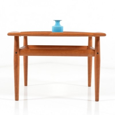 Square Coffee Table by Grete Jalk for Glostrup