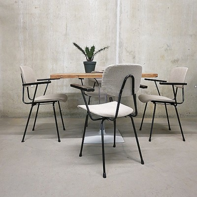 Dinner Chair by Wim Rietveld for Kembo