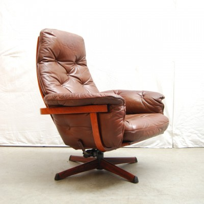 lounge chair by unknown designer for g mobel 21203