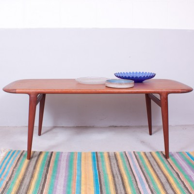 Coffee Table by Niels Otto Møller for J L Møller