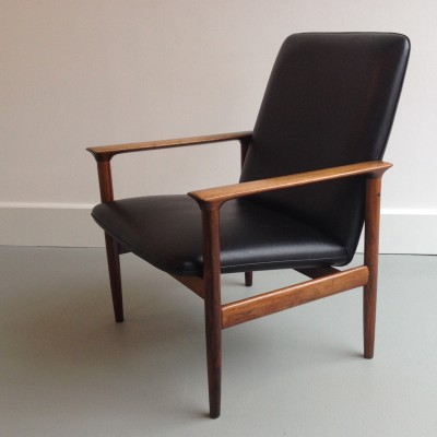Impala Lounge Chair by Cor Bontenbal for Fristho