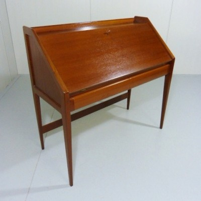 Secretaire Writing Desk by Wilhelm Renz for Wilhelm Renz