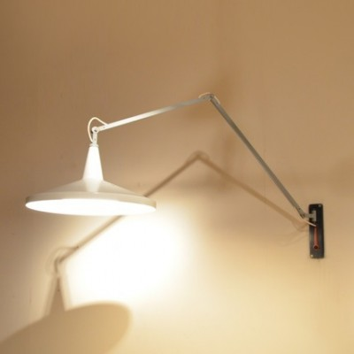 Panama Wall Lamp by Wim Rietveld for Gispen