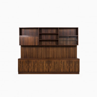 Wall Unit by Ib Kofod Larsen for Faarup