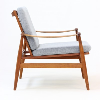 Spadestolen Lounge Chair by Finn Juhl for France and Son