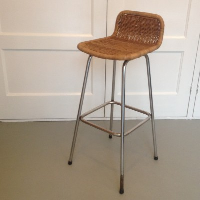Stool by Unknown Designer for Rohé Noordwolde