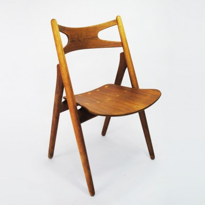 CH29 Dinner Chair by Hans Wegner for Carl Hansen and Son