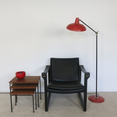 Floor Lamp by Wim Rietveld for Anvia Almelo