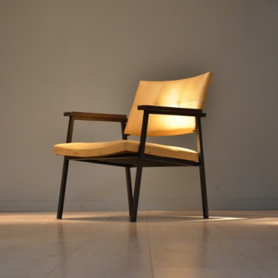 Lounge Chair by Unknown Designer for Gispen