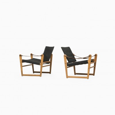 Pair Of Cikada Lounge Chairs By Bengt Ruda For Ikea S