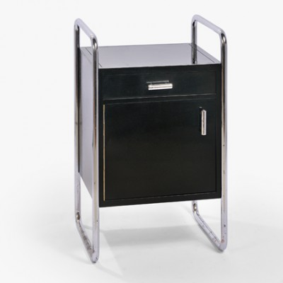 Bedside MM 2 Cabinet by Unknown Designer for Thonet