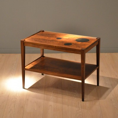 Side Table by Grete Jalk for Unknown Manufacturer