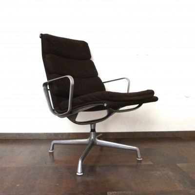 EA216 Lounge Chair by Charles and Ray Eames for Herman Miller