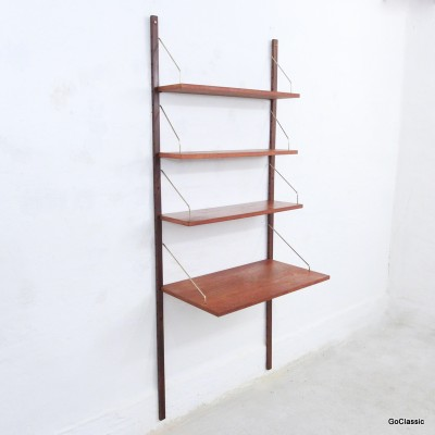 Wall Unit by Poul Cadovius for Unknown Manufacturer
