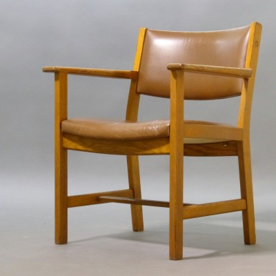 GE Dinner Chair by Hans Wegner for Getama