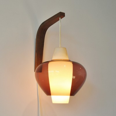 NX120 E/00 Wall Lamp by Unknown Designer for Philips
