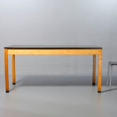 Ferdinand Kramer bauhaus dining table by ferdinand kramer 1950s 23500