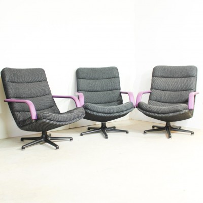 F146 Lounge Chair by Geoffrey Harcourt for Artifort