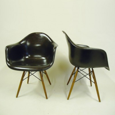DAW Dinner Chair by Charles and Ray Eames for Unknown Manufacturer