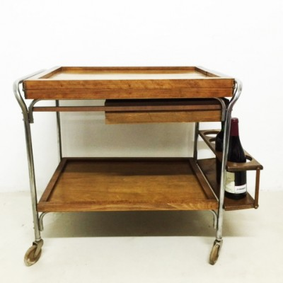 Serving Trolley by Unknown Designer for Jartok