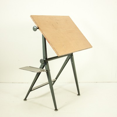 Reply Writing Desk by Friso Kramer and Wim Rietveld for Ahrend de Cirkel