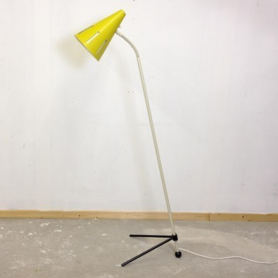 Zonneserie Floor Lamp by H. Busquet for Hala Zeist