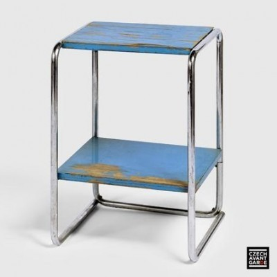 MM 3 Side Table by Unknown Designer for Thonet
