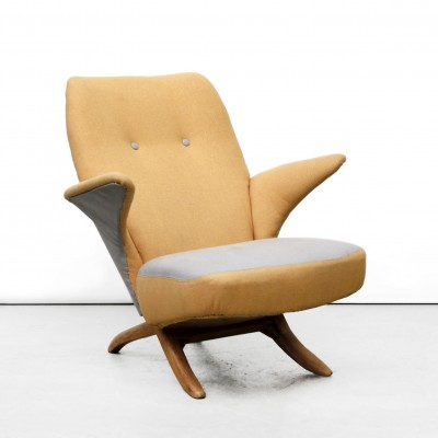 Pinguin Lounge Chair by Theo Ruth for Artifort