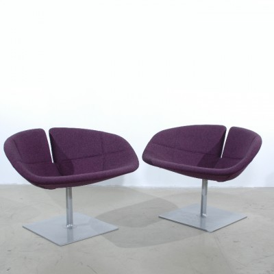 16 X Fjord Lounge Chair By Patricia Urquiola For Moroso Italy, 1990s