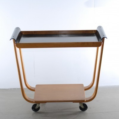 Serving Trolley by Cees Braakman for Pastoe