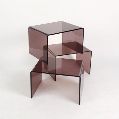 Plexi Side Table by Unknown Designer for Artemide