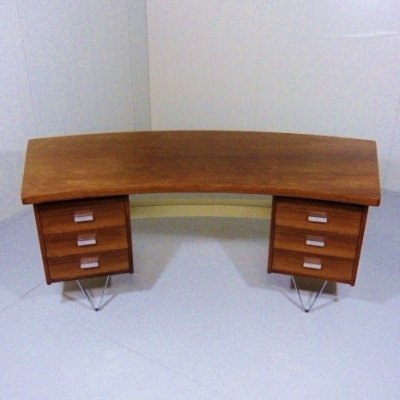 President Writing Desk by Cees Braakman for Pastoe