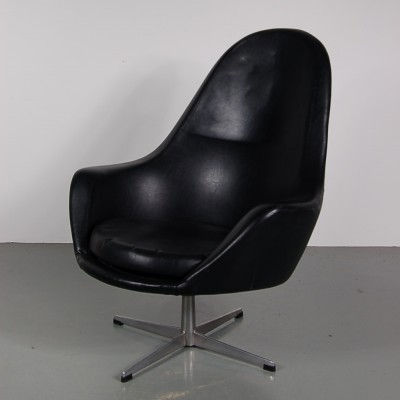 Office Chair by Cees Braakman for Pastoe