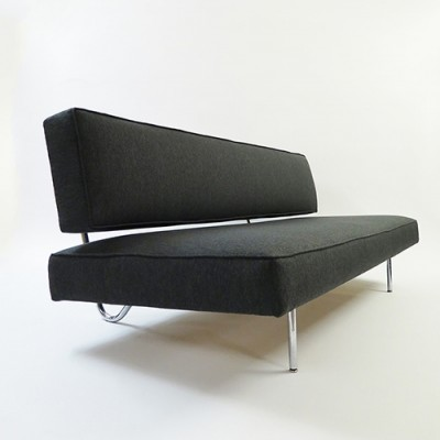 canap lit ea 616 sofa by ernst ambhler for teo jakob 1950s - Canape Lit But