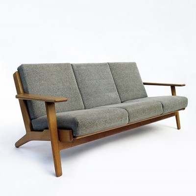 Getama GE-230 Sofa by Hans Wegner for Getama