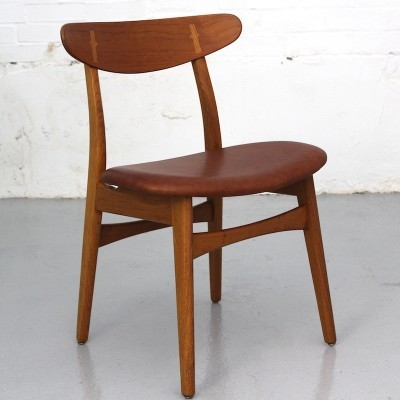 Model CH30 Dinner Chair by Hans Wegner for Carl Hansen and Son