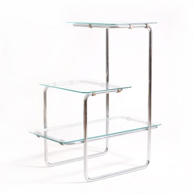 B 136 Side Table by Emil Guyot for Thonet