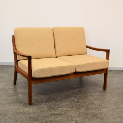 Sofa by Ole Wanscher for France and Son