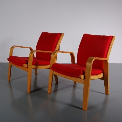 Lounge Chair by Cees Braakman for Pastoe