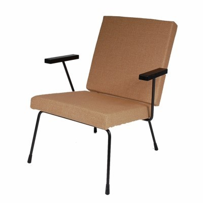 Lounge Chair by Wim Rietveld for Gispen