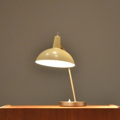 Desk Lamp by J. Hoogervorst for Anvia Almelo