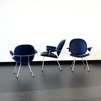 302 Lounge Chair by W. Gispen for Kembo