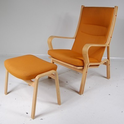 Lounge Chair by Hans Wegner for Johannes Hansen