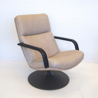 F142 Lounge Chair by Unknown Designer for Artifort