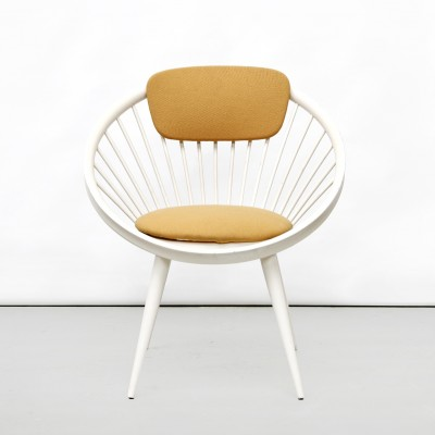 Circle Lounge Chair by Yngve Ekström for Swedese