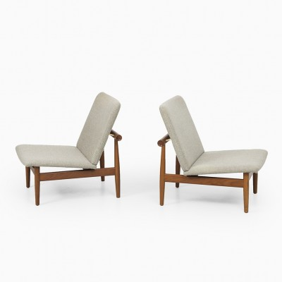 Japan / FD-137 Lounge Chair by Finn Juhl for France and Son